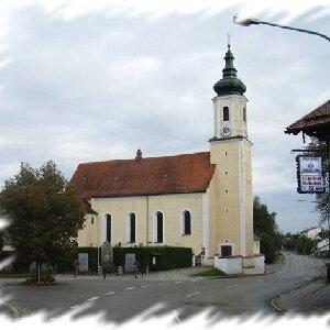 Wallfahrt nach Sankt Salvator der Pfarrei Egglkofen