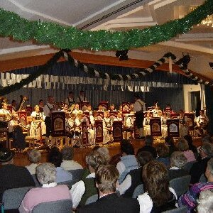 Kurkonzert der Musikkapelle Grainau