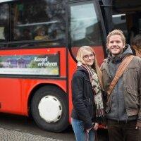 """Stadtrundfahrt """"Entdecken Sie Kassel"""" 11:00 Uhr"""