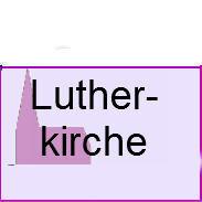 Ev.Kirche: Aqurellkurs  -:Lutherkirche