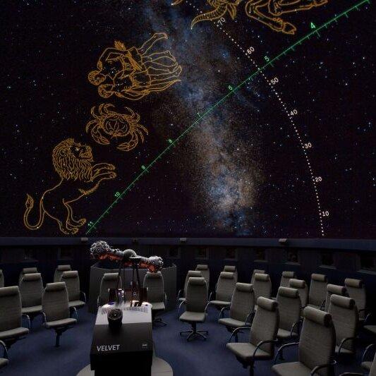 Kindergartenzeit im Planetarium (bis 2. Klasse)