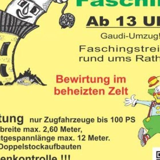 Edlinger Gmoafasching