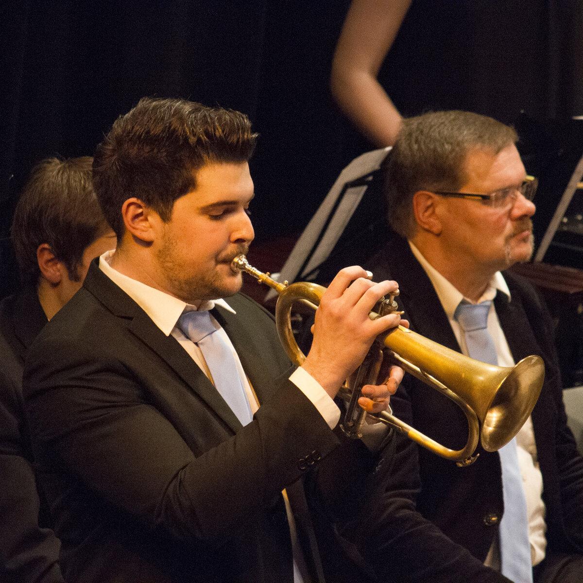 Benefizkonzert des Sinfonischen Blasorchesters Chiem-Rupertigau