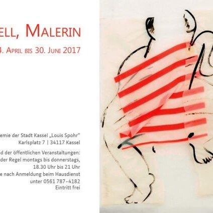 """Ausstellung """"Muse, Modell, Malerin"""""""
