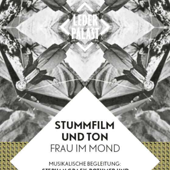 """Stummfilm & Ton: """"Frau im Mond"""" im Lederpalast"""