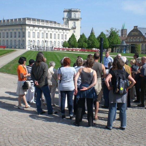 Stadtrundgang Kassel - Kunst - Kultur (1 Stunde)