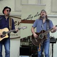 Molly Alone auf dem Fest der Vereine …… Traditional Pubsongs and more