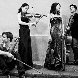 Schlosskonzert: Quatuor Hermès (Streichquartett)