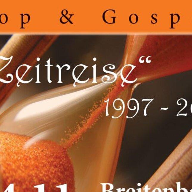 """""""Zeitreise"""" - Gospelchor Raboldshausen gastriert in Breitenbach a. Herzberg"""