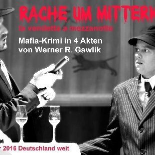 "Dine & Crime: ""Rache um Mitternacht - La vendetta a mezzanotte"""