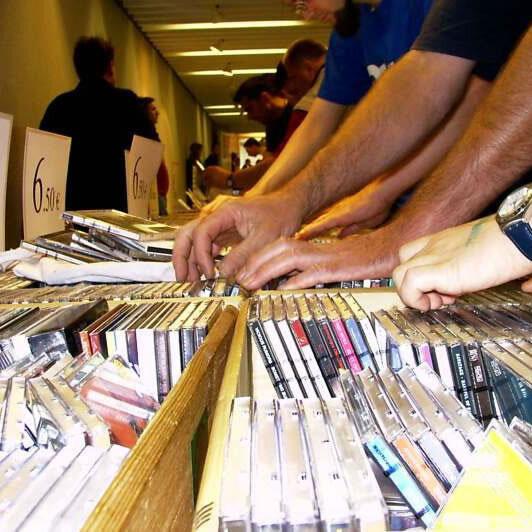 Münsteraner Schallplattenbörse
