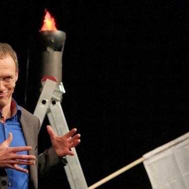 Dieter Baumann, die Götter und Olympia - das Lach- und Laufkabarett