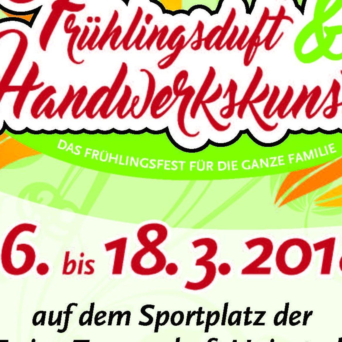 """Frühlingsfest """"Hainburg Lebt - Frühlingsduft und Handwerkskunst"""""""