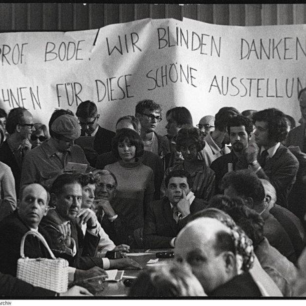Im documenta archiv #4 - documenta 1968 - Ein heißer Sommer? - Dokumente aus der Vorbereitungsphase der documenta 4