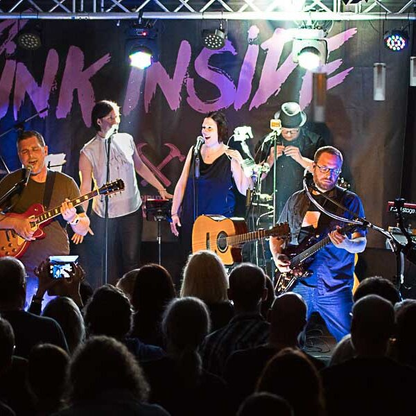 Pink Inside-A Tribute to Pink Floyd