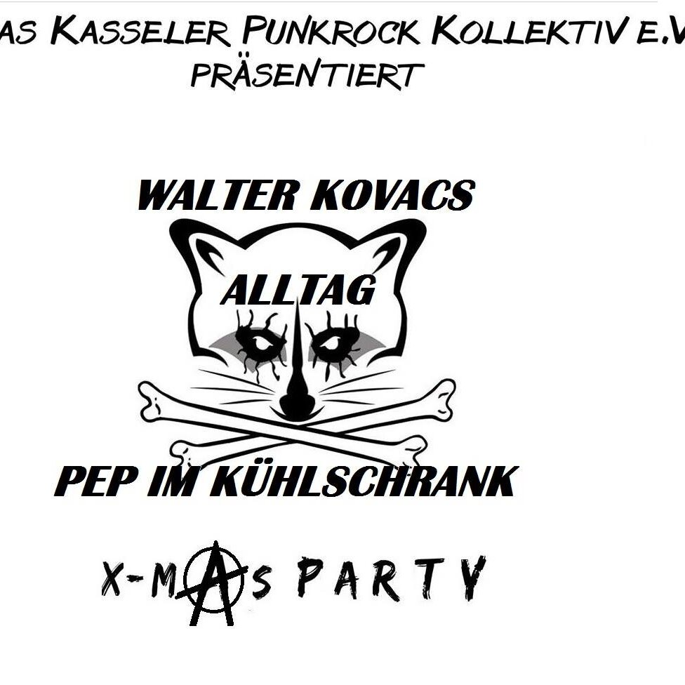 Konzert mit Walter Kovacs, Pep im Kühlschrank, Alltag