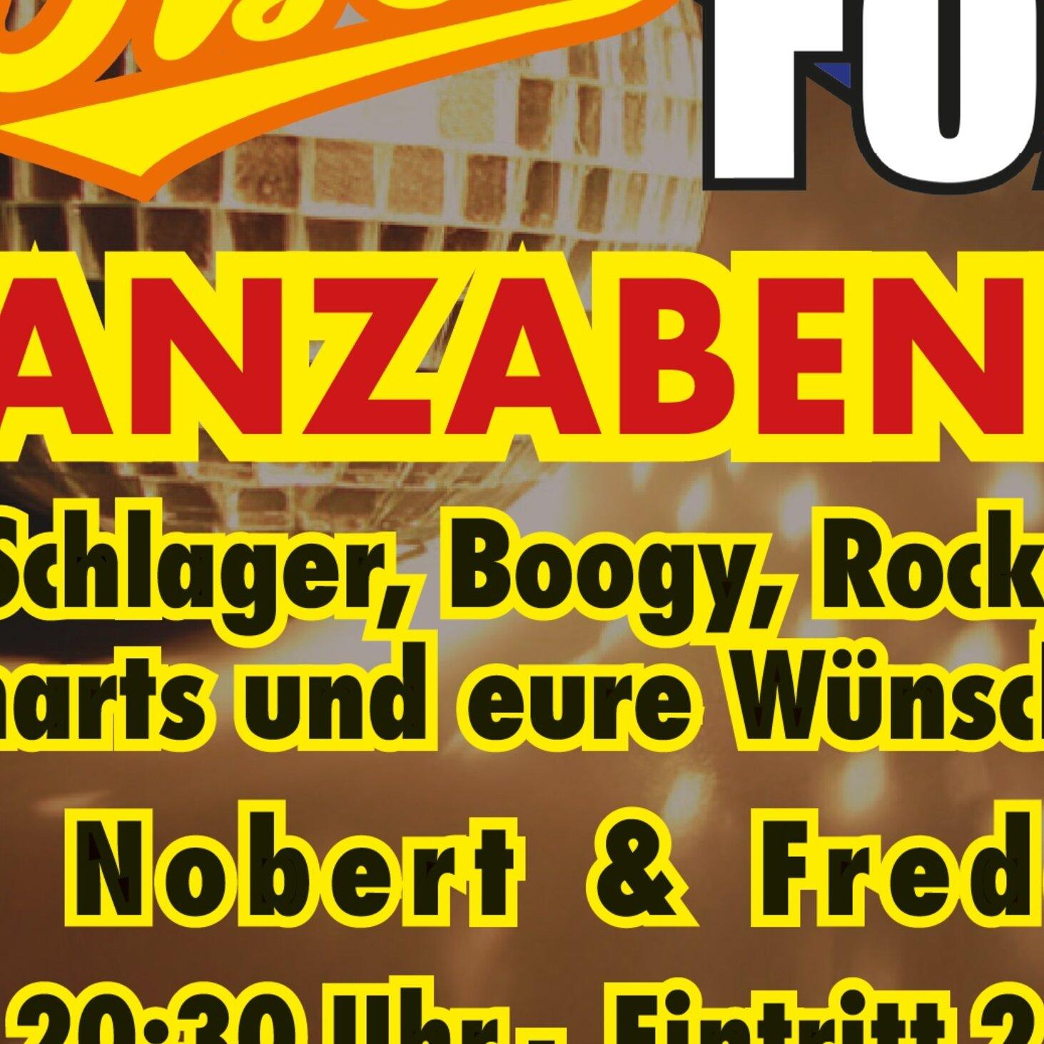 Disco Fox Tanzabend