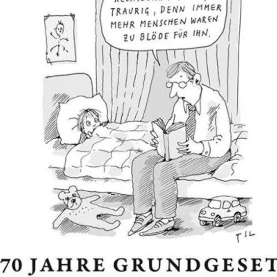 Deutschland dreht durch! – Cartoons zur Lage der Nation