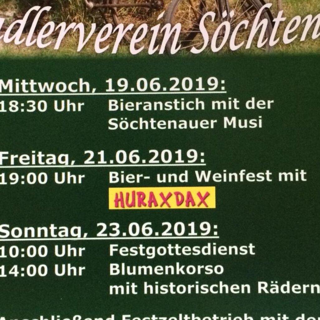 Kesselfleischessen mit der Musikkapelle Bad Endorf