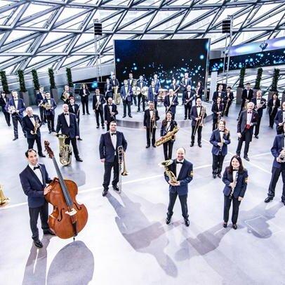 Benefizkonzert - Polizeiorchester Bayern zugunsten der Aktion Sternstunden e.V.