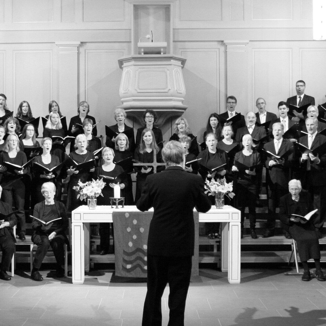 Konzert der Kantorei Kirchditmold mit Dvoraks Requiem