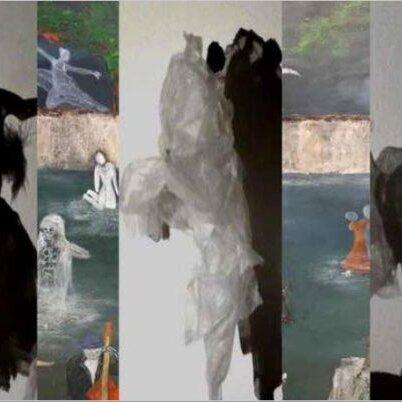 """Mitgliederausstellung des AK68, Thema """"SchattenWelten"""""""