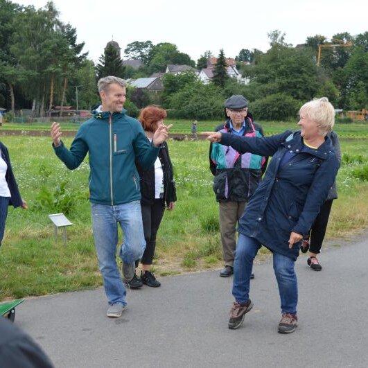 Treffpunkt Bewegung - in Harleshausen