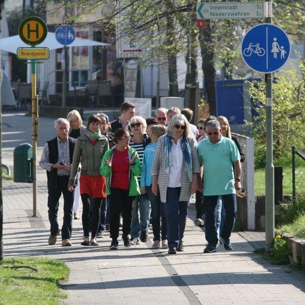Treffpunkt Bewegung - in Nordshausen