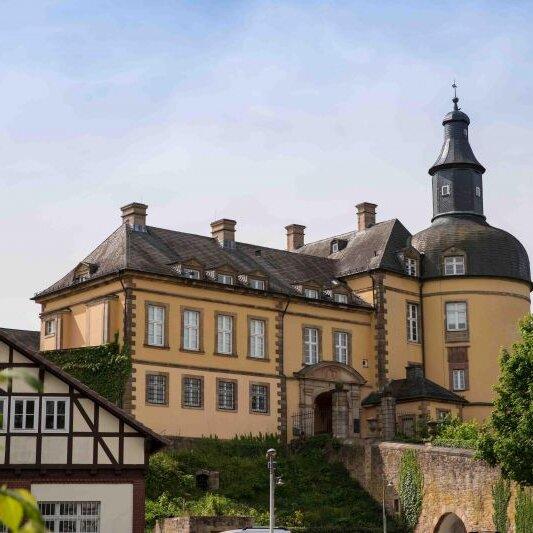 Führung durch Schloss Friedrichstein