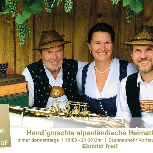 Alpenländische Volksmusik: Mitterberg Musi