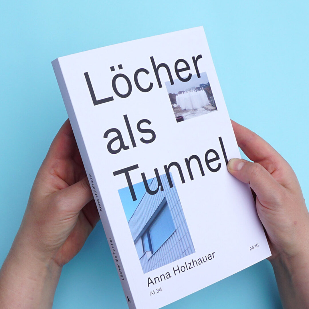 Löcher als Tunnel - Buchpräsentation