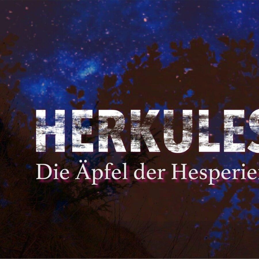 Herkules - Tochter Freiheit | Die Äpfel der Hesperiden