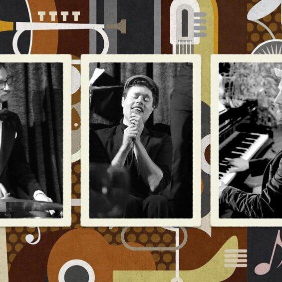 Dennis Wenzel // JazzClub im Livestream