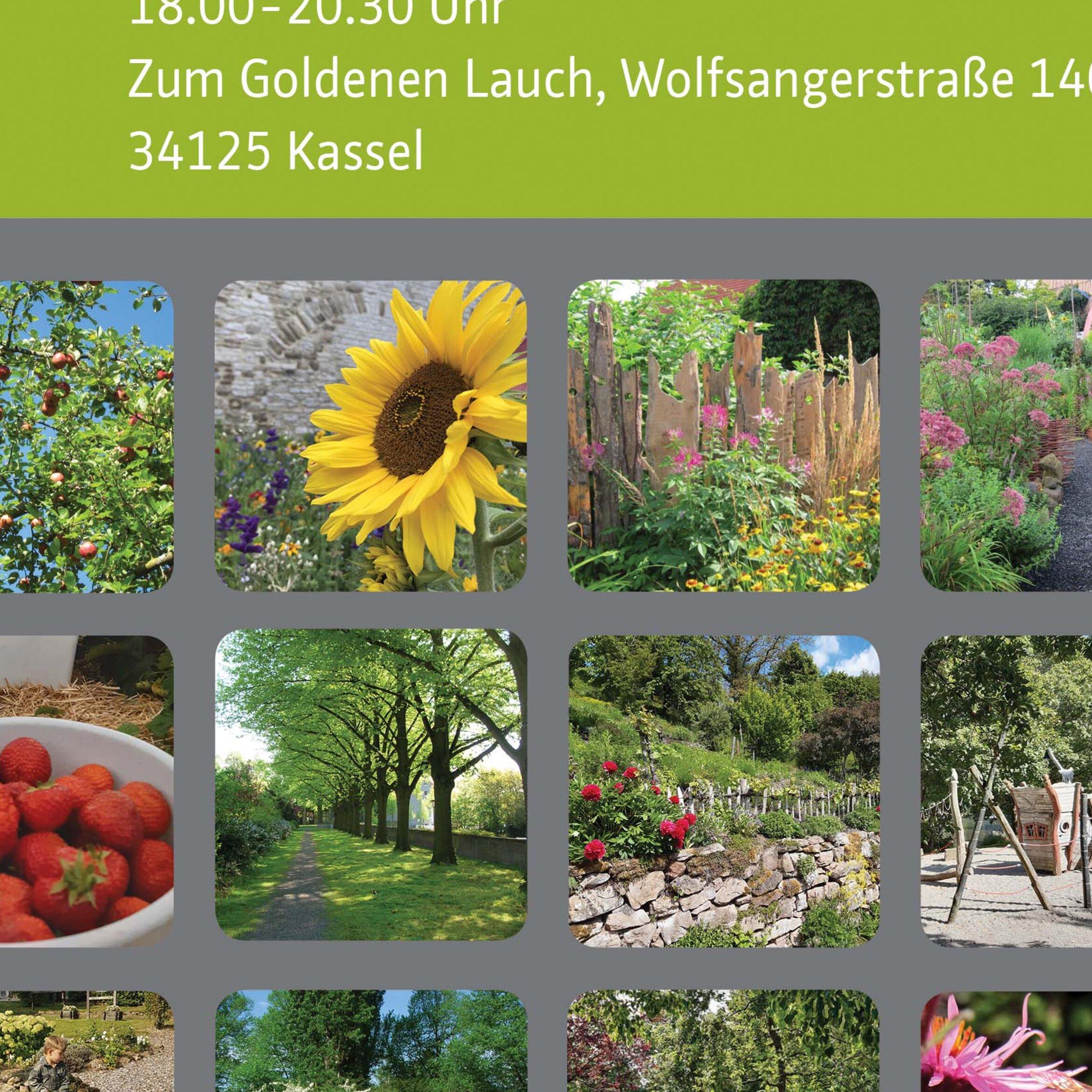 "Workshop ""Neubau Kleingartenanlage Höheweg"""