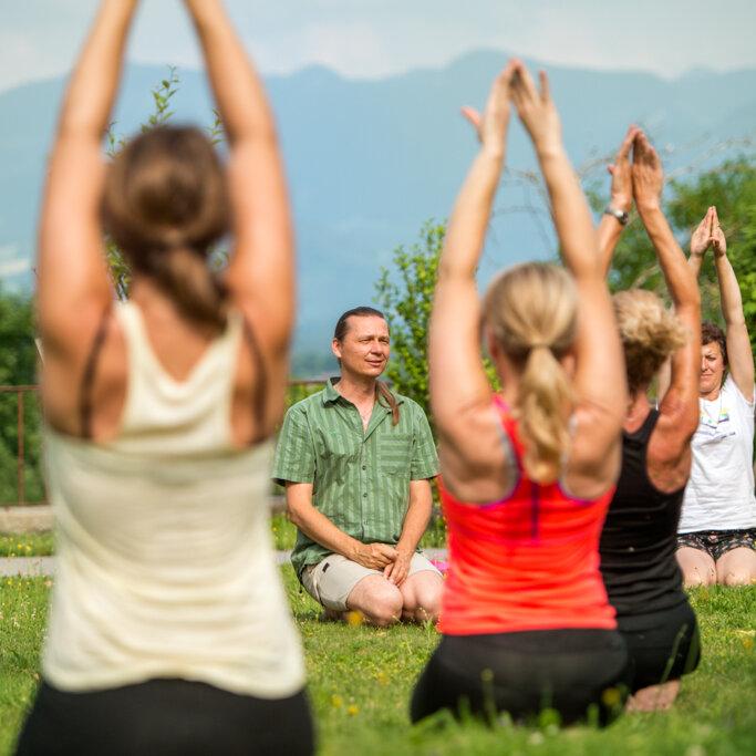 Yoga-Gruppenkurs