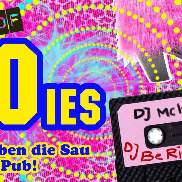 90er und mehr - Party im Pub