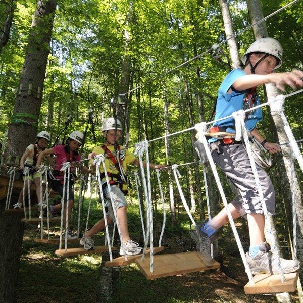 Reit im Winkl inklusiv - Kletterwald (Kinder von 3 bis 18 Jahre)