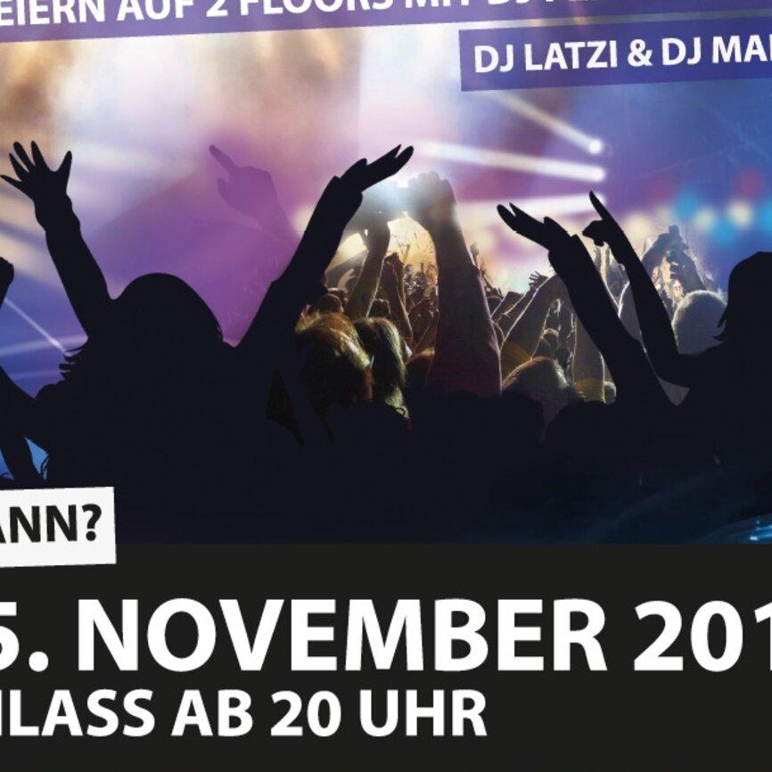 Franz-Eyrich-Halle Abschiedsparty