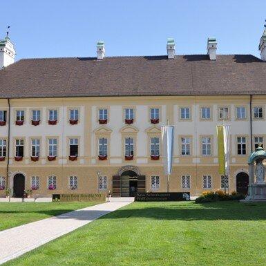 Museum: Haus Papst Benedikt XVI. - Neue Schatzkammer und Wallfahrtsmuseum