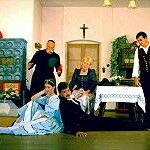Die lustige Brautnacht - Bauerntheater
