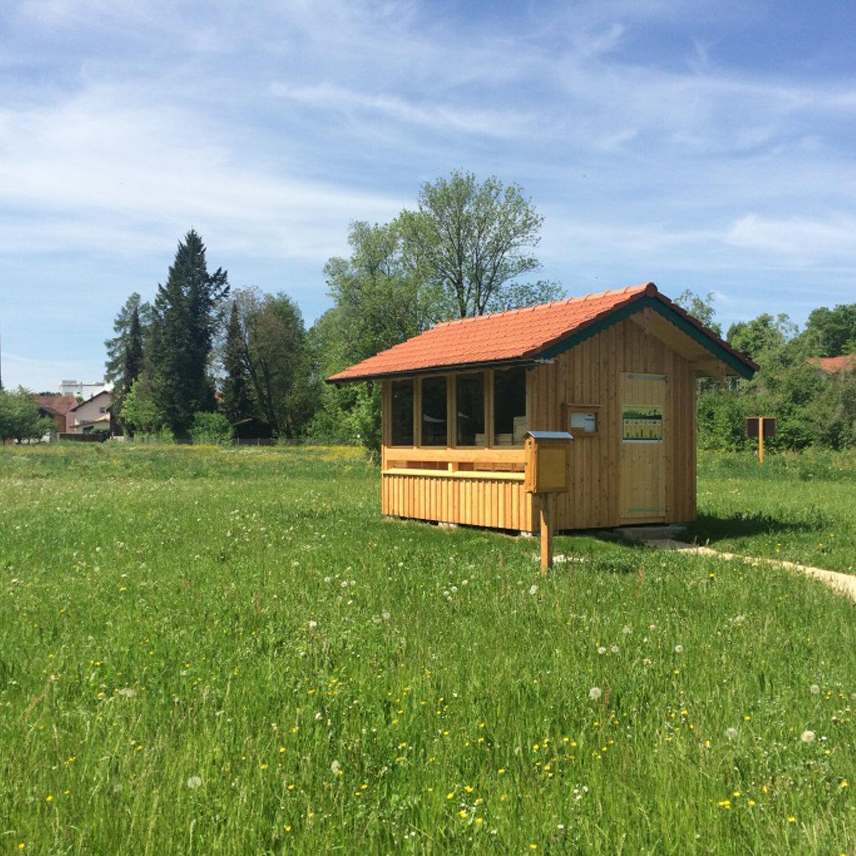 Bienenlehrpfad im Kurpark