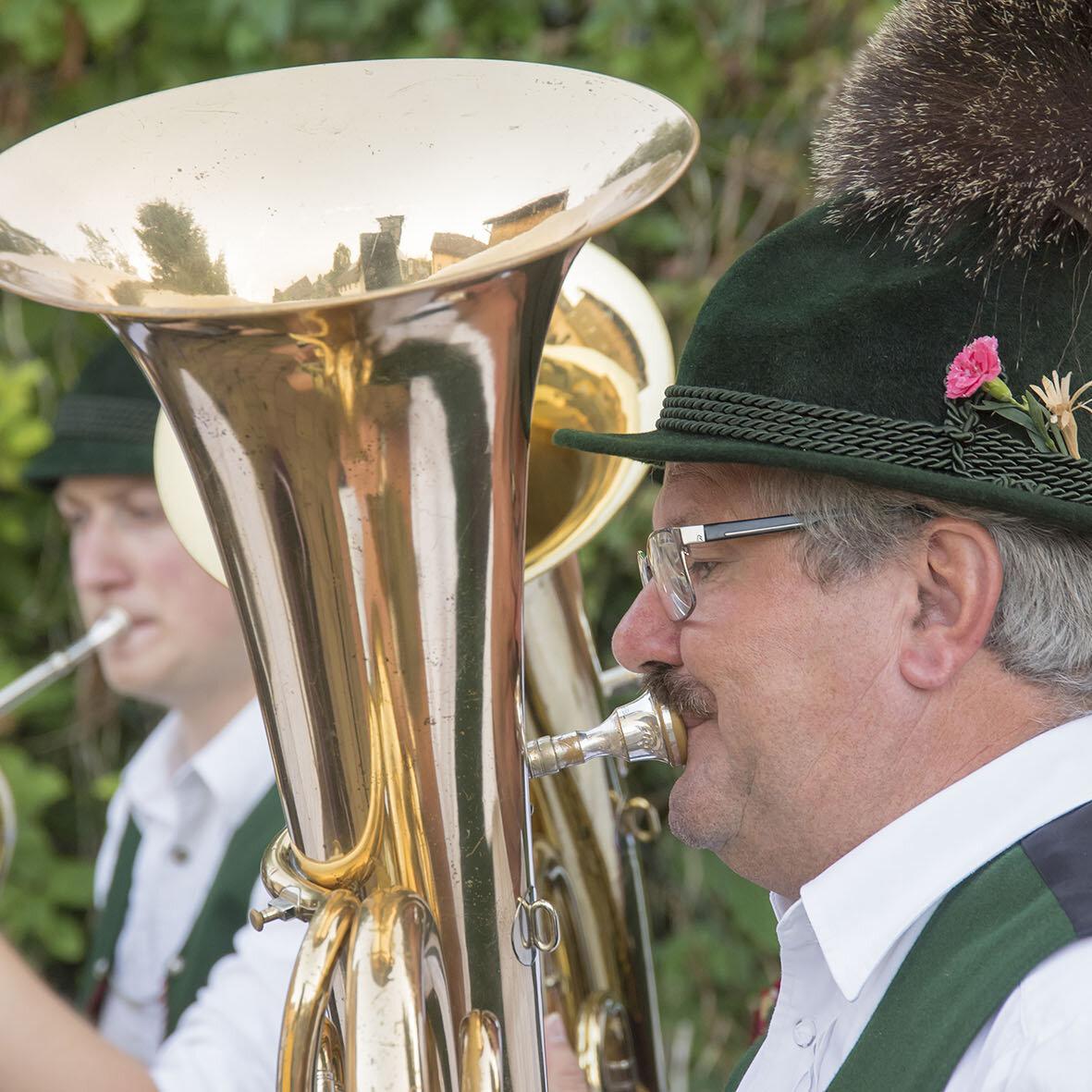 Muttertagskonzert der Musikkapelle Aufham. Beginn wird noch bekannt gegeben.
