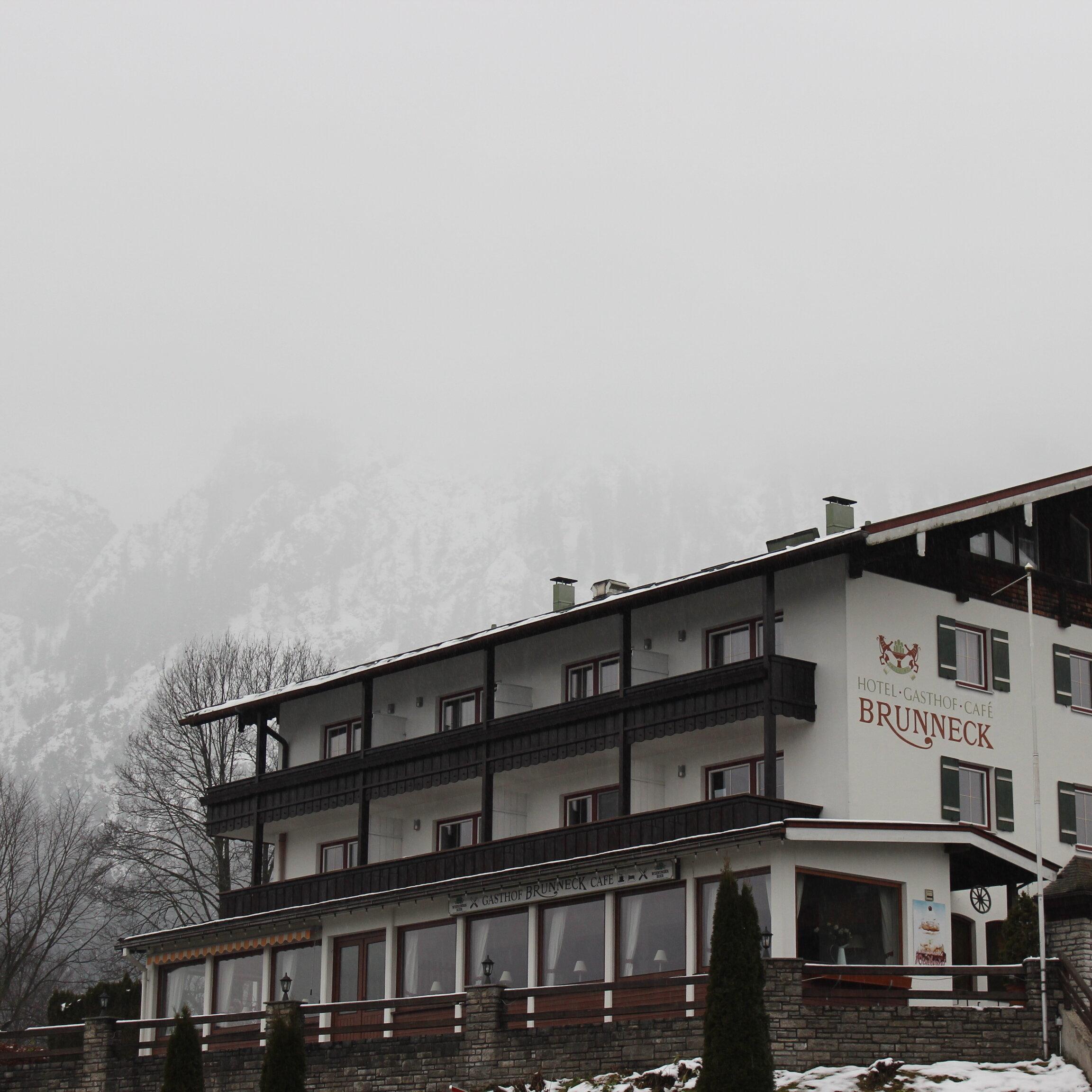 Fischspezialitäten und Kasnockenessen im Gasthof Brunneck