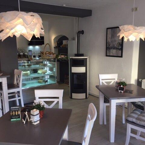 Senioren Kaffee Stammtisch - im Cafe Grassau