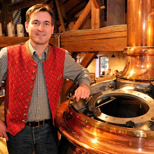 Brauereiführung Biererlebniswelt Truchtlaching