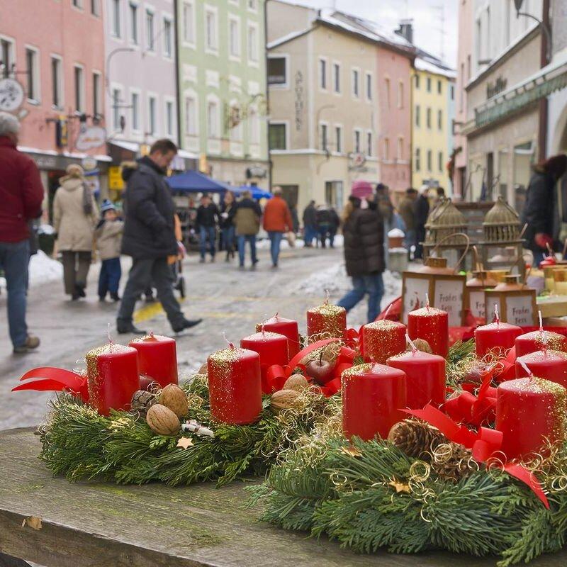 Andreasmarkt in Teisendorf
