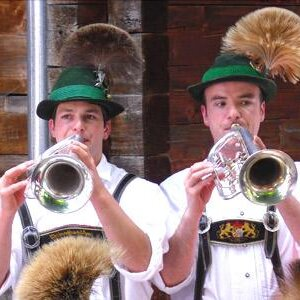 Blasmusikkonzert zum Erntedankfest