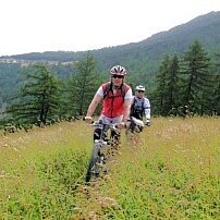 Geführte E-Mountainbike Touren im Berchtesgadener-Talkessel