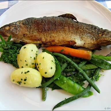 Karfreitag - Traditionelles Fischessen