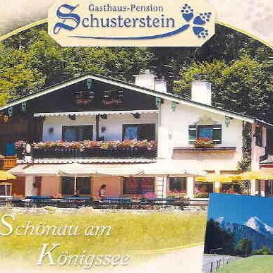 Kasnocken- und Fischessen im Gasthaus Schusterstein